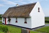 A traditional Irish cottage in Tullycross, Renvyle